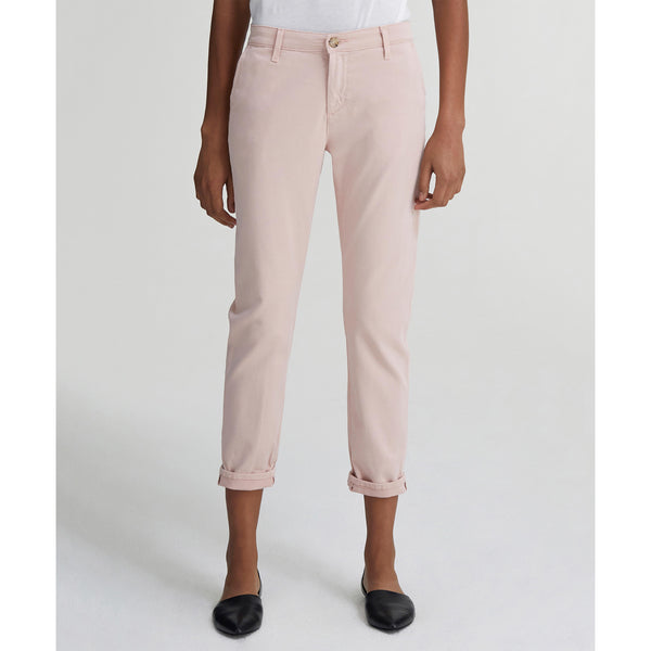Caden Tailored Trouser Peaked Pink
