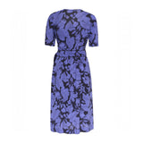 Adaria Dress Blue Floral Baum Und Pferdgarten, - Stripes Fashion and Beauty
