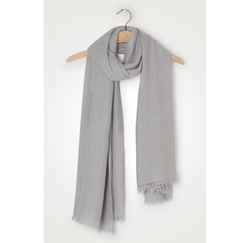 Fatistreet Scarf FATI500 Heather Grey