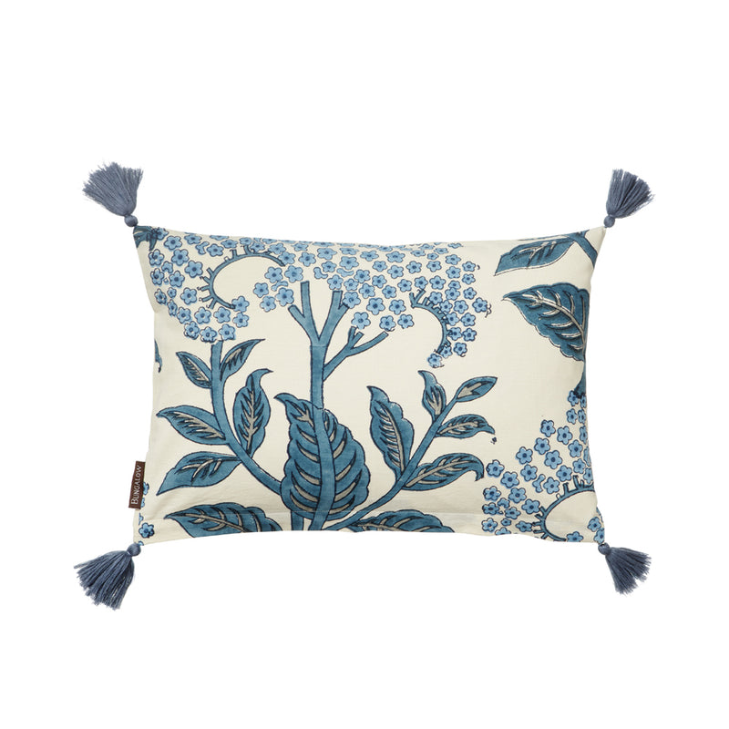 Cushion Cover Elderflower Topaz 33x50cm