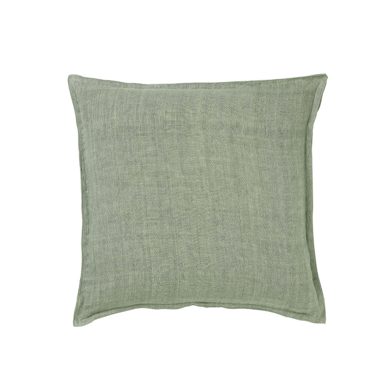 Cushion Cover Linen Basil 50 x 50cm