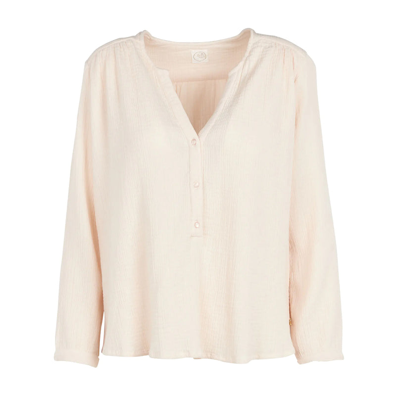 Toine Pink Blouse