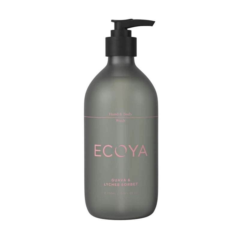 Hand & Body Wash Guava and Lychee