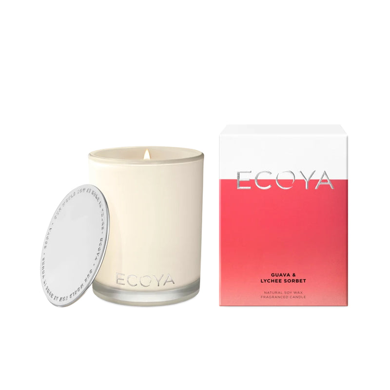 Madison Jar Candle Guava and Lychee