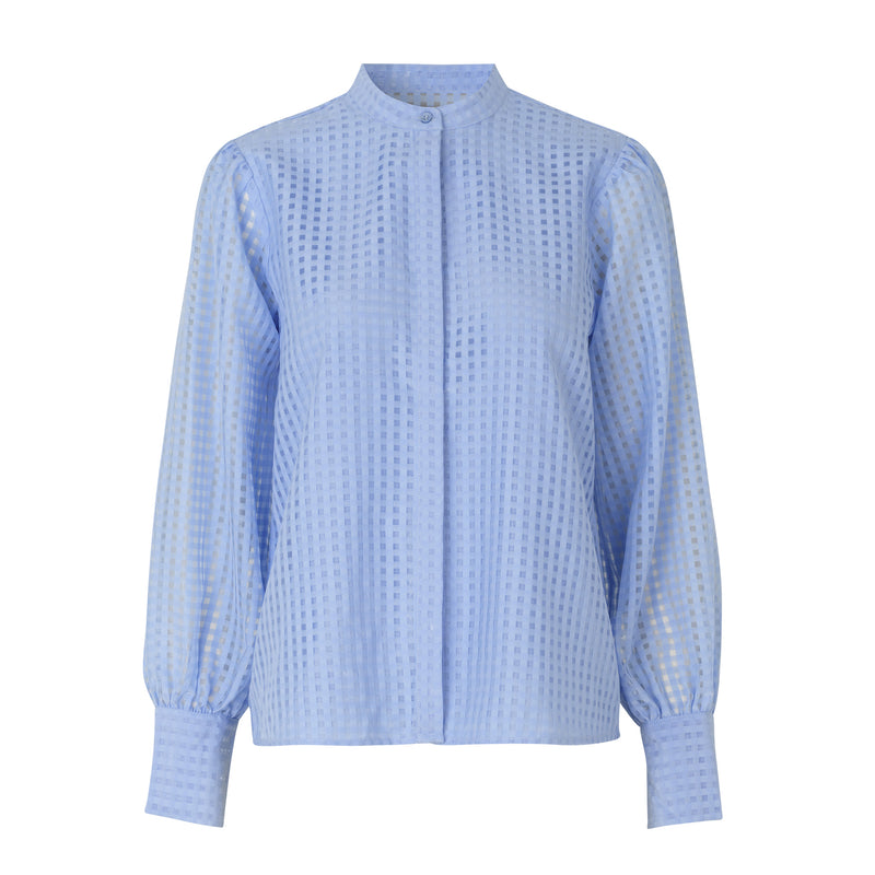 Iben Checked Shirt Levete Room, - Stripes Fashion and Beauty