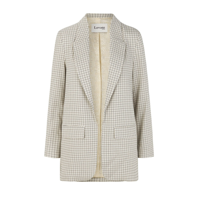 Isolde Blazer Levete Room, - Stripes Fashion and Beauty