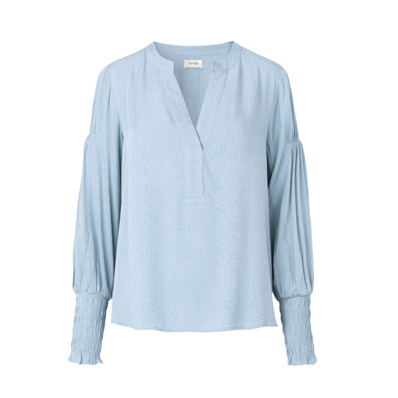 Kara Blouse Sky Blue