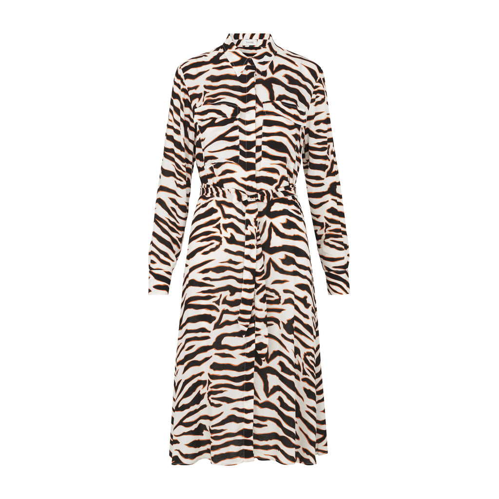 Ivy Zebra Dress Levete Room, - Stripes Fashion and Beauty