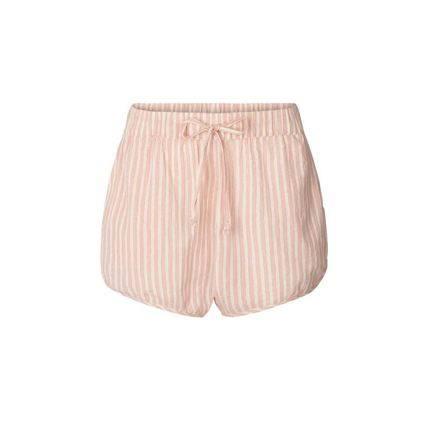 Pia Shorts Pink Stripe Lolly's Laundry, - Stripes Fashion and Beauty
