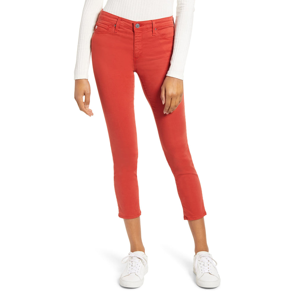 Prima Crop Canyon Ridge AG Jeans, - Stripes Fashion and Beauty