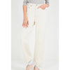 Tineborow Trousers TINE173 White American Vintage, - Stripes Fashion and Beauty