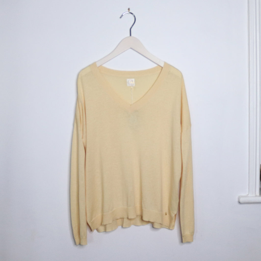 Arielle Jumper Lemon