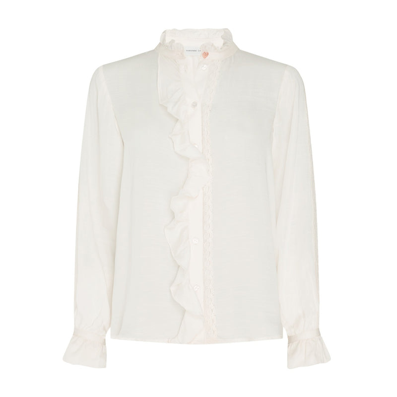 Mimi Blouse Cream White
