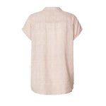 Heather Shirt Pink Dot Lolly's Laundry, - Stripes Fashion and Beauty