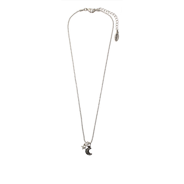 Hultquist Star and Moon Necklace Hultquist, - Stripes Fashion and Beauty