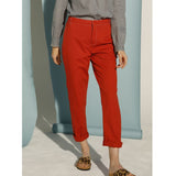 Valbert Chinos Red