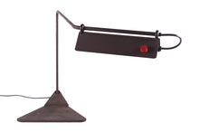 Piotr Sierakowski for Koch & Lowy Delta Triangle Swing Arm Desk Lamp