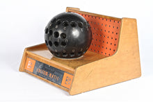 1960s Brunswick Custom-Matic Bowling Ball Sizer Display