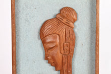 1960s Witco Style Polynesian Wall Carvings