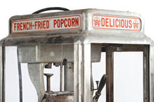 Star Products Silver Model 40 Commercial Popcorn Machine