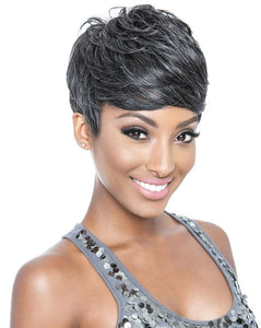 Brown Sugar - BSM01 The Chantels Human Hair StyleMix Wig