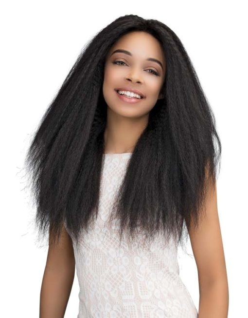 Janet Collection - 360 LACE PERM STRAIGHT WIG 22inch