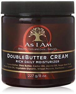 As I Am Doublebutter Cream  8oz