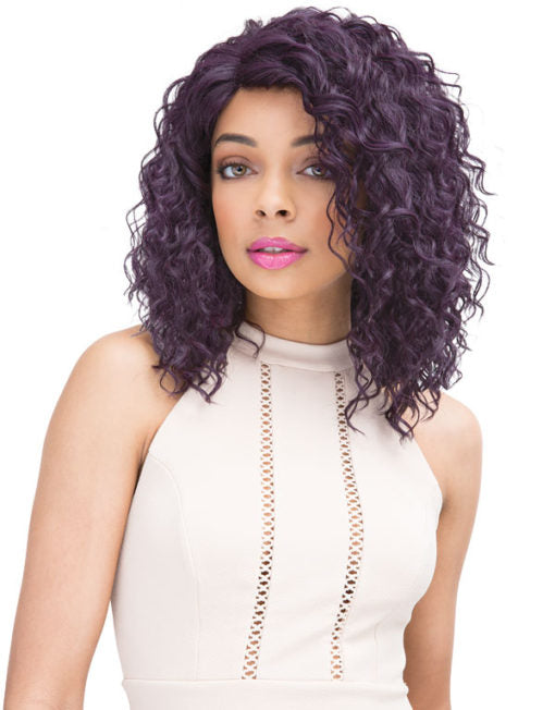 JANET COLLECTION - BRAZILIAN SCENT LORIA WIG (PRE-TWEEZED PART)