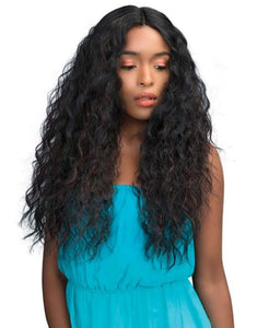Janet Collection - Extended Part Lace Based Deep Part Wig