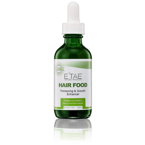 E'TAE - Hair Food Thickening & Growth Enhancer Oil