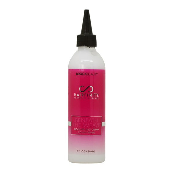 HAIRFINITY - BENEATH THE WEAVE MOISTURE RESTORING CONDITIONER 8oz