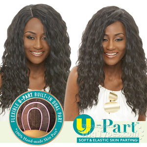 JANET COLLECTION -  TANG U-PART WIG (1 WIG 2 STYLES)