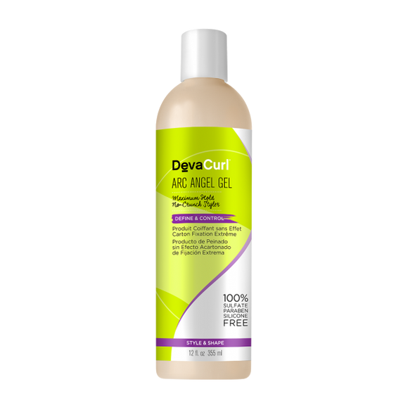 Deva Curl - Arc Angel Gel Maximum Hold No-Crunch Styler 12oz