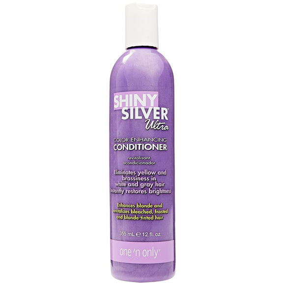 Shiny Silver Ultra - Color Enhancing Conditioner 12oz