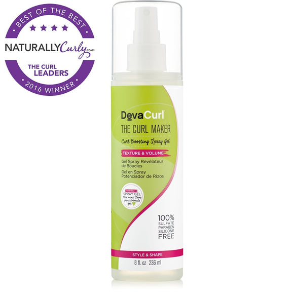 DevaCurl - The Curl Maker Curl Boosting Spray Gel