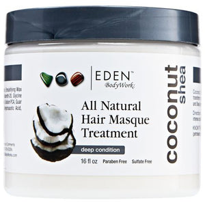 Eden Body Works - Coconut Shea Hair Masque - 16oz