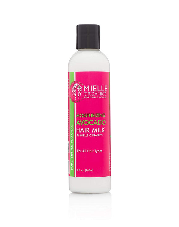 Mielle Organics - Avocado Hair Milk - 8 oz bottle