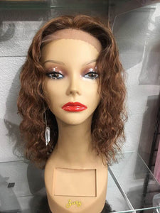 Lord & Cliff - Remy Human Hair Lace Front Wig