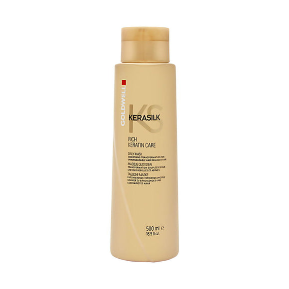 Goldwell - Kerasilk Rich Keratin Care Daily Mask 16.9