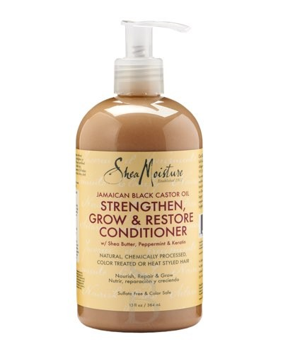 Shea Moisture- Jamaican Black Castor Oil Conditioner