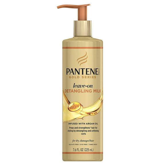 Pantene PRO-V Gold Series Leave-on Detangling Milk - 7.6oz
