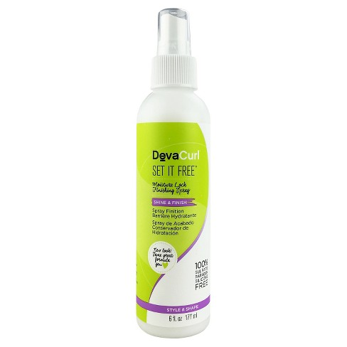 DevaCurl - Set it Free Finish Mist - 6 fl oz