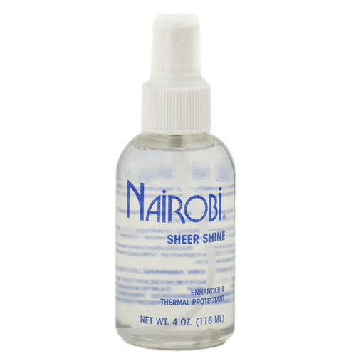 Nairobi - Sheer Shine Thermal Protectant 4 oz
