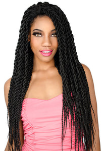 RastAfri -  Imani Twist Braid Wig