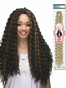 Vivica A. Fox Noble Roots Collection - Loose Deep Wave Crochet Braid 18""