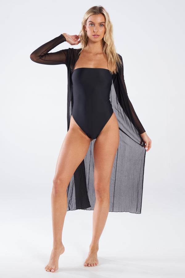 Marie Mesh Coverup