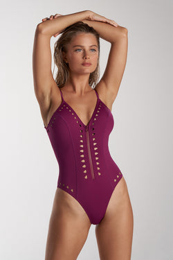 Alexandra One Piece Full Coverage