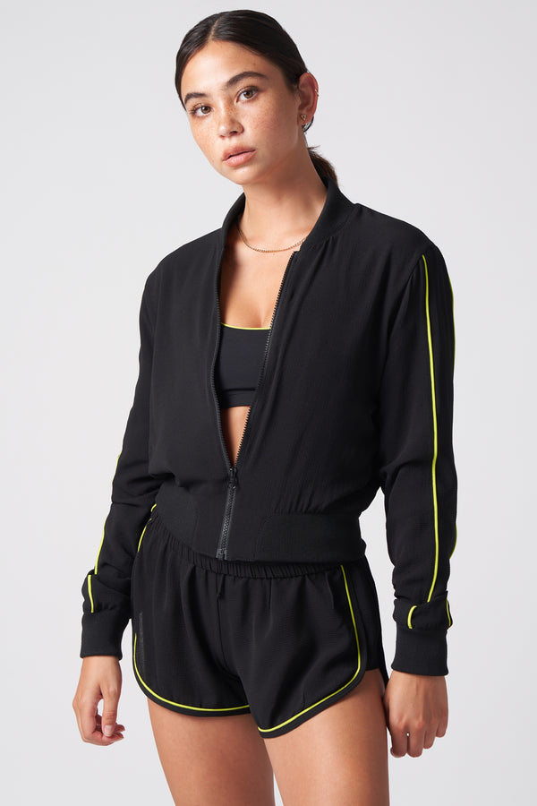 Demi Bomber Jacket