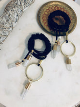 BOLO CHOKER - With Slider in Gold or Silver