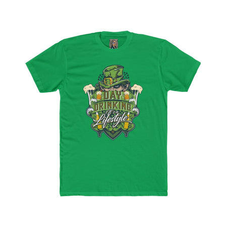 MEN'S T-SHIRT - DAY DRINKING (ST. PATTY'S DAY)